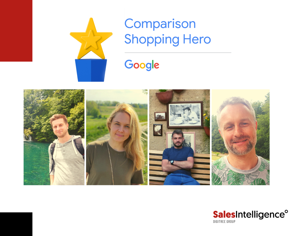 Google Shopping Heros